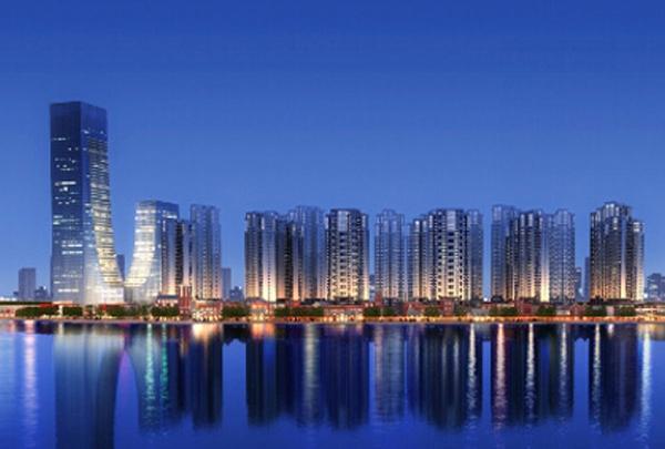 中建梅溪湖中中心