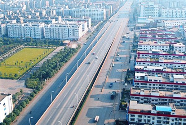 长沙市东环高架桥