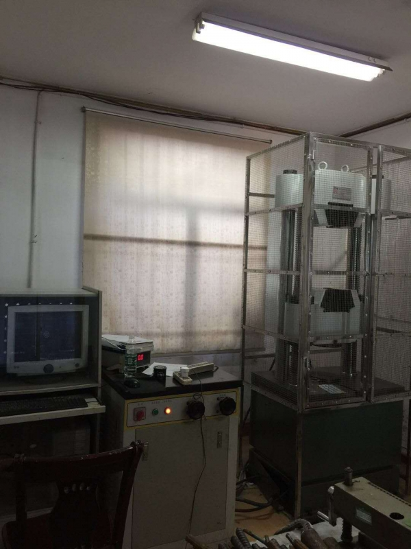株洲1000kN万能材料试验机