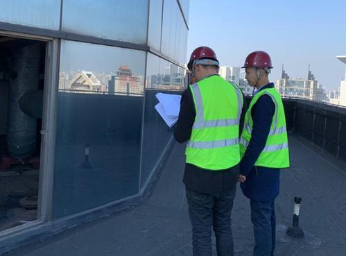 建筑幕墙检测